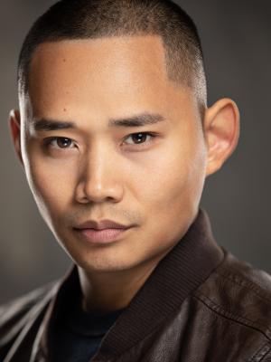 David Cheung Actor Headshot