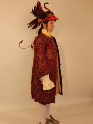 2018 Costume showcase (QMU, costume and headpiece by J. Hahn) · By: QMU