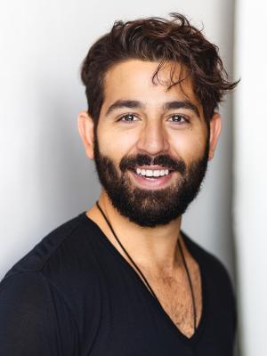 Happy Beard · By: Headshots by Andrew (Andrew Johnston)