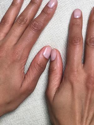 Hands front