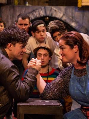 2019 Kate Arms in MARKET BOY, Union Theatre · By: Mark Senior