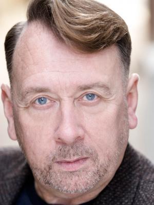 Michael Ross Brown Blazer