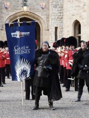 2019 Nightswatchman Game of Thrones Promo Sky Atlantic · By: Steven Vinacour