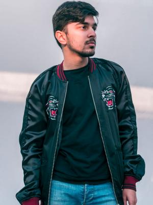 2018 Bomber Jacket · By: Vijay Pall