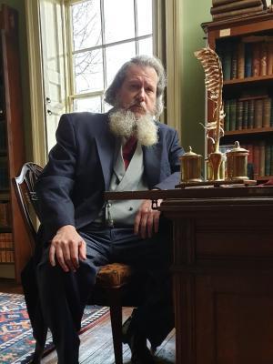 2019 Charles Dickens · By: Vikki Thomas