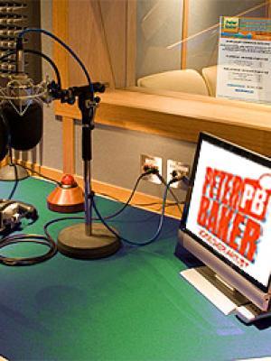 PETER BAKER VOICEOVER STUDIO