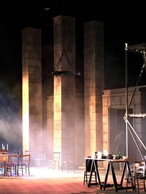 Tosca, Grange Park Opera 2107 Season · By: Richard Watson