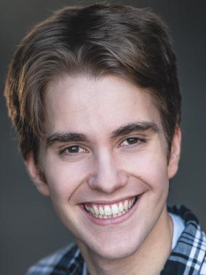 Daniel Grice. Headshot