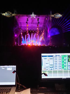 2019 Akamba Festival 2019- FoH Engineer · By: Adrienne Ford-Wesley