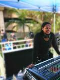 2018 Earth Day Music Festival 2018- Monitor Engineer · By: Adrienne Ford-Wesley