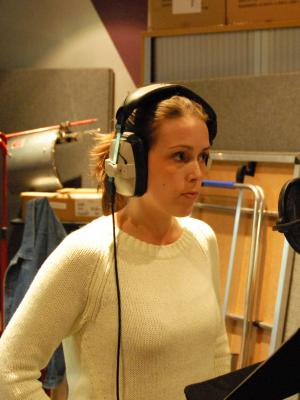 2014 Ally Pally Voiceover · By: Helen Bendon