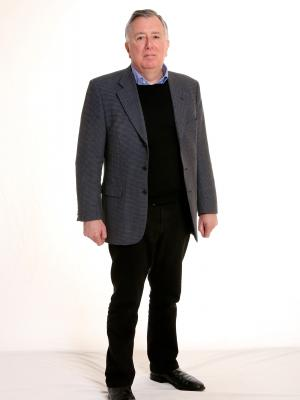Roy Carlisle Full Length with Jacket