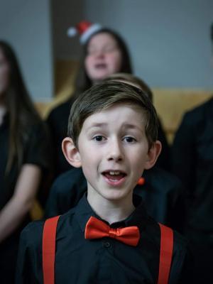 2018 G4 choir · By: Stephen Hawke