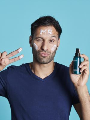 Manual - Men's cosmetics