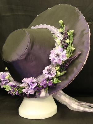 1830's Bonnet · By: Catriona Bradley