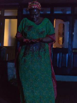 """2019 Still from short film """"Broken"""" · By: Rachel McDonald"""