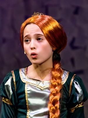 2019 Young Fiona Shrek Junior British Theatre Academy · By: Eliza Wilmot