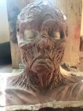 2019 Sculpting my zombie · By: Amanda Pouls