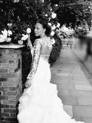 2019 Wedding dress · By: Dwayne Hines