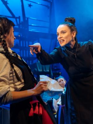2018 As Miss Hardbroom in The Worst Witch National Tour and West End Season · By: Manuel Harlan