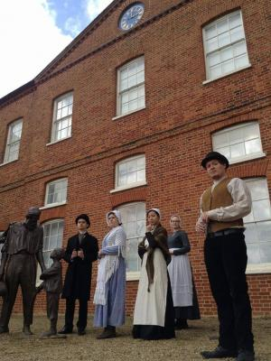 Gressenhall Workhouse Museum -Short play and workshop