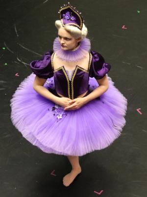 The Lilac Fairy · By: Catriona Bradley