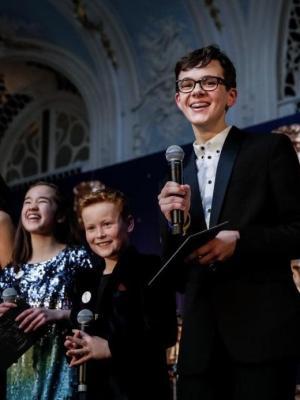 2019 Presenting at the BAFTA Film Gala · By: Tom Alexander