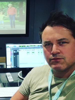 Jay Whittaker, Sound Designer