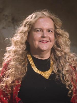 Anette Pollner music video shoot