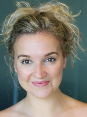Leanne Shorley Hair Up