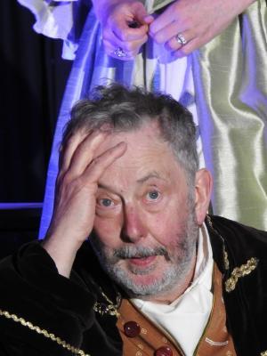 Mr. Peachum in Beggar's Opera