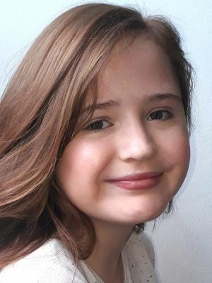 Abigail Clay, Child Actor