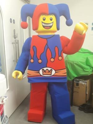 Costume Character - Legoland Windsor, 2019