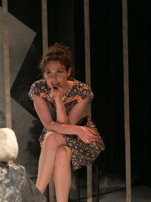 2015 As Tekla in Creditors, Jack Studio Theatre · By: Andreas Grieger