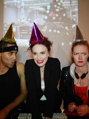 2015 As Counsellor in Brewer's Fayre, Brighton Fringe · By: Strat Mastoris