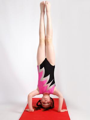 2019 Headstand · By: Petra Cracknell