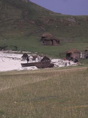 Fishing Village Set (Isle of Skye) · By: Joe Garton