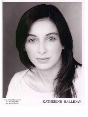 Katherine Halliday