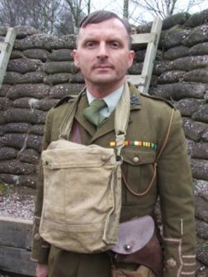 2009 As Captain Rourke in Attrition for Seventh Circle Films · By: Nigel Peever