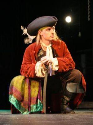"2005 Dick in ""Treasure Island"" (Pitlochry Festival Theatre) · By: Douglas McBride"