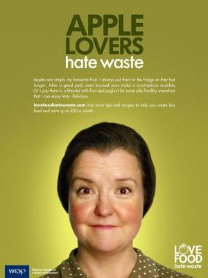 2008 Love Food Hate Waste campaign · By: Alan Powdrill