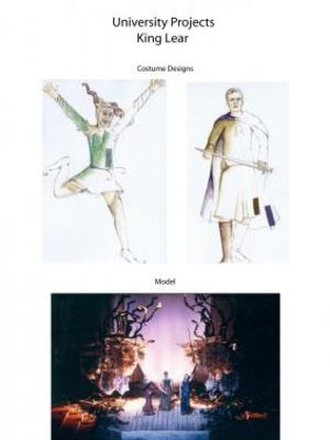 Costume drawings & set design for King Lear (uni project) · By: Tracey Booth