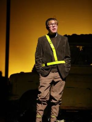 2010 As 'Alan Bennett 2' in 'The Lady in the Van', Gala Theatre Durham · By: Chris Auld