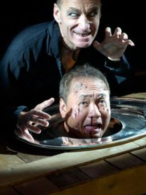 Master and Margarita · By: Chichester Festival theatre