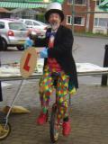 Kris Katchit unicyclist
