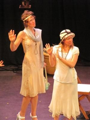 The Clockhouse Theatre Company 2010 · By: Catherine Harmer