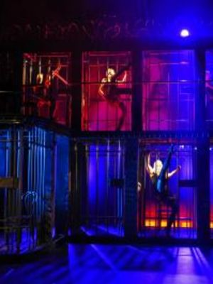Chicago - Cell Block Tango · By: Jason Cain