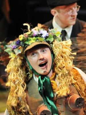 """2010 Flute in """"A Midsummer Night's Dream"""" (Stephen Joseph Theatre, Scarborough) · By: Peter Byrne"""