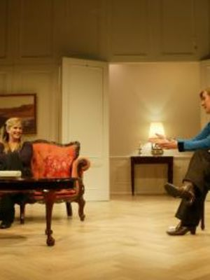 Scenes from a Marriage, Belgrade Theatre Coventry · By: Robert Day