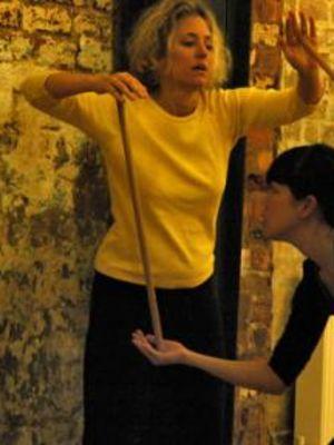 Training with Bones Theatre